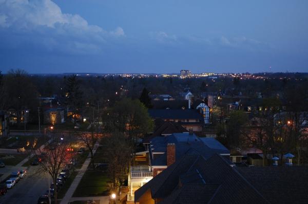 Day 57 - Ann Arbor @ Dusk