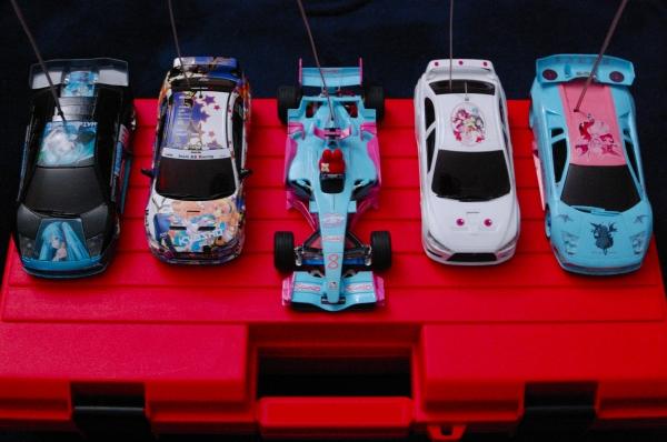 Day 65 - Hoshizora Racing
