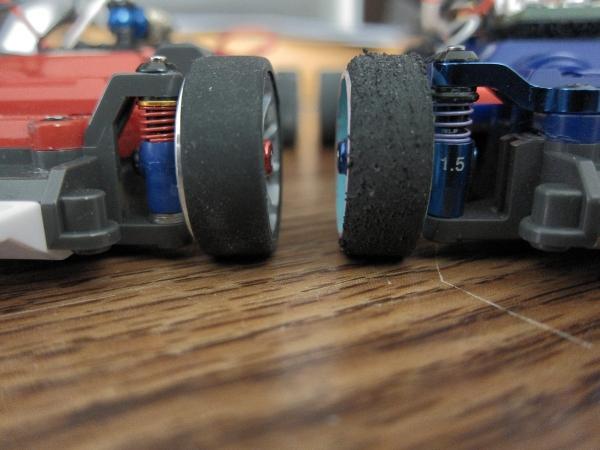 Day 92 - Tire Wear