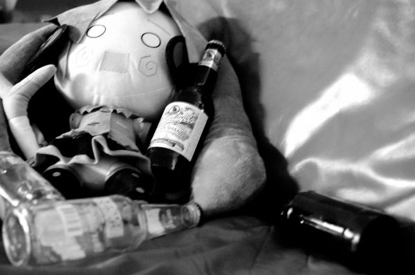 Day 100 - Slum Drunk