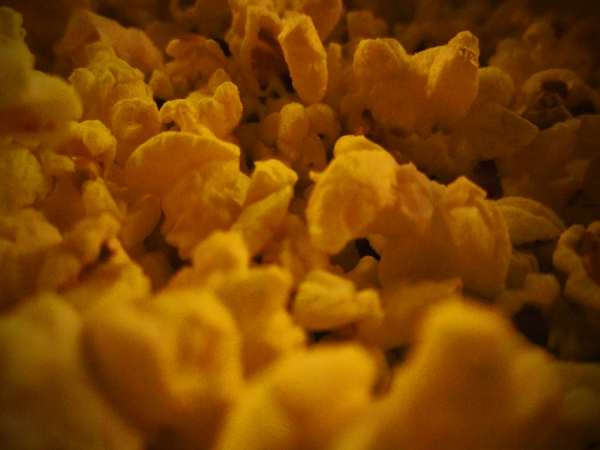 Day 109 - Popcorn