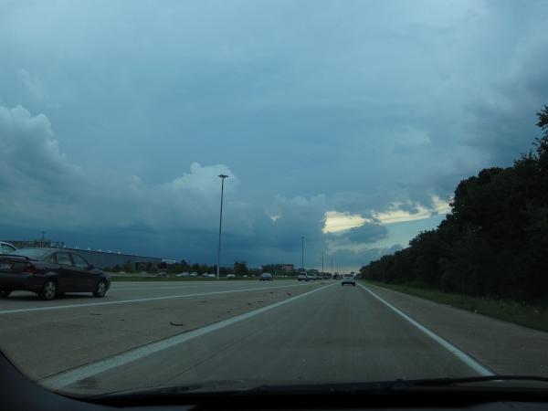 Day 162 - Ominous Skies