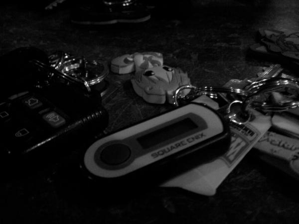 Day 192 - Keys