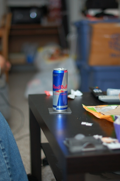 Day 220 - Red Bull (Flash Test #6)